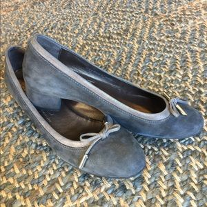 AGL Grey with heel. In great condition!